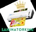 laminatorking logo