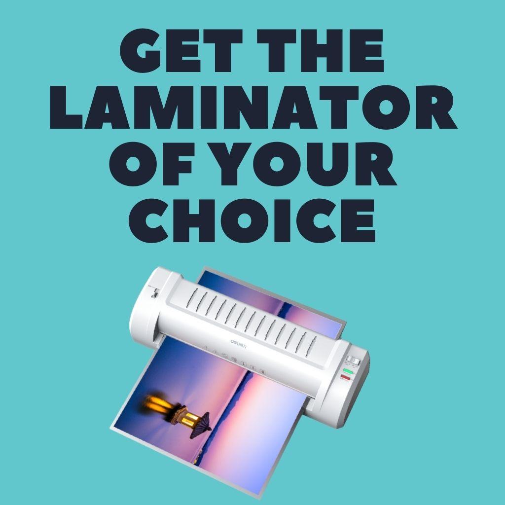 laminators for sale
